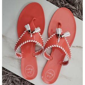 c7152cf95b8f Jack Rogers Shoes - Jack Rogers Alana Jelly Sandal Women s Size 11